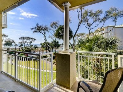 Photo for 6204 Hampton Place - Oceanfront Views, Pool, Spa & So Much More!