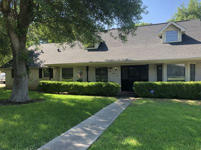 Photo for Charming Home w/ private Pool Mins from Riverwalk, North Star Mall & Airport