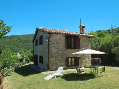 Photo for One bedroom Villa, sleeps 4 in Pian della Pieve with WiFi