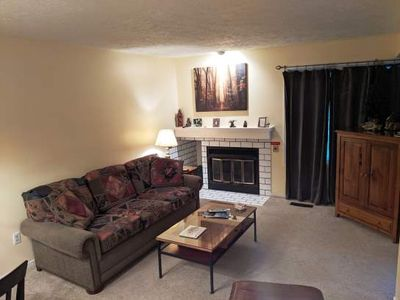 One Bedroom Trout Creek Condo #15 - Next to Pond, Pickleball, Fitness Center with Indoor Pool