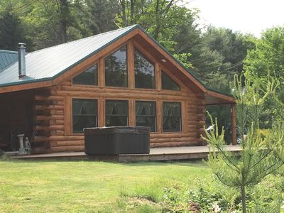 Photo for Enjoy a scenic and secluded retreat at the Whitetail Cabin...