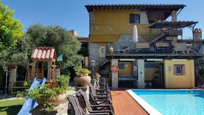 Photo for Holiday apartment Narni for 4 persons with 2 bedrooms - Holiday apartment in a farmhouse