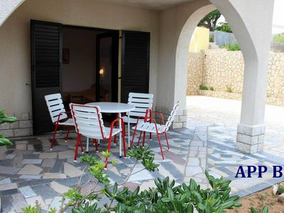 Photo for Apartment Dar  B2-donji manji(4)  - Pag, Island Pag, Croatia