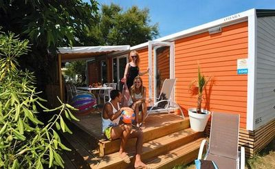 Photo for 2BR Mobile Home Vacation Rental in Frontignan