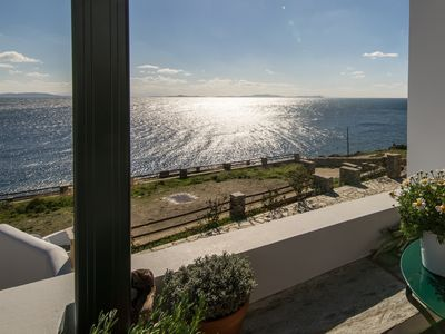 Photo for Villa Thimari seafront apartments - One bedroom  00000176256