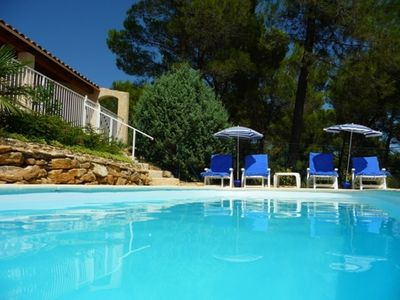 Photo for 2BR Cottage Vacation Rental in Uchaux, Provence-Alpes-Côte-D'Azur