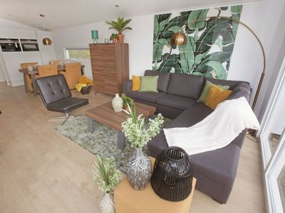 Photo for Lovely apartment for 6 people with WIFI, A/C, TV and parking