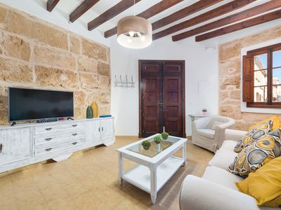 Photo for CA NA SERRIETA - Chalet with terrace in Alcudia.