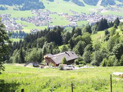 Photo for Holiday apartment with great views incl. 2 days of use of wellness facilities
