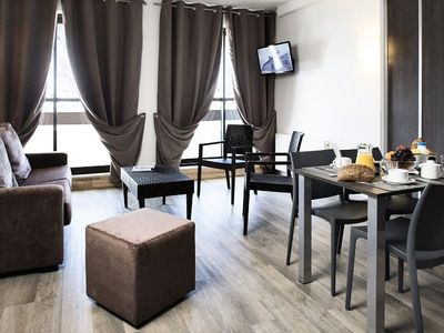Photo for Les Menuires **** - 2 Rooms 4 People