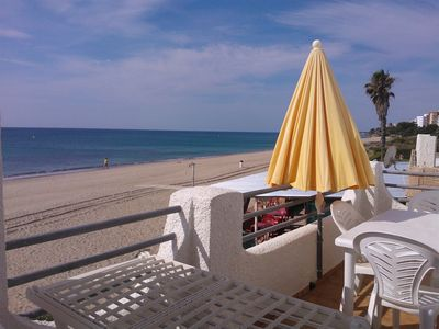 Photo for Mirador nº3, first line of the beach, ideal situation