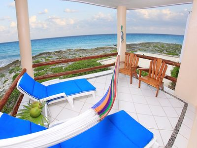 Photo for Bikes! Ocean Views! Privacy!  YalKu Cai #3 in Akumal