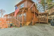 NEW-'Above & Beyond' 2BR Pigeon Forge Cabin w/View