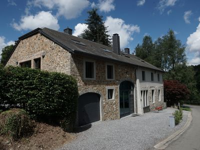 Photo for La Grange de Lesse - a house full of character situated between forest and river