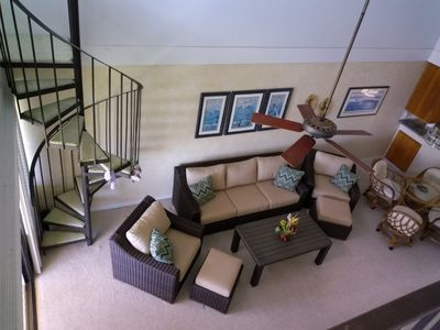 Photo for Unit 304 is luxury with 3 bedrms, 2.5 bath w/AC gorgeous view from Top Floor