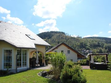 New TOP apartment directly in the hiking area with a fantastic panorama - Apartment mit zwei Schlafzimmern, 65 qm
