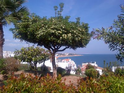Photo for APARTMENT WITH SEA VIEW - HISTORICAL CENTER OF ALBUFEIRA