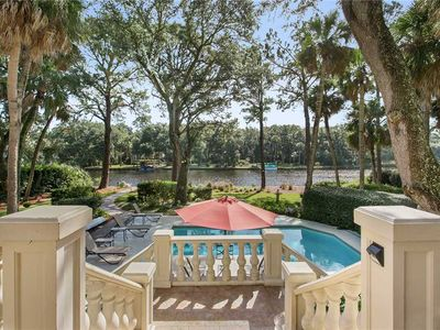 Beautifully decorated home in Palmetto Dunes