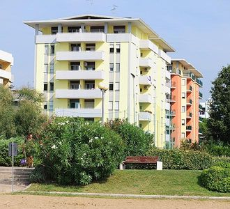 Photo for Condominio Aurora, Bibione, 2 bedrooms, 6 people, clima, parking place