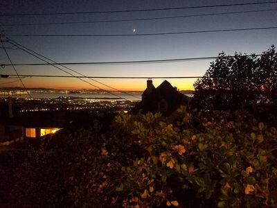 Photo for Private, Studio Apartment in Gorgeous Berkeley Hills