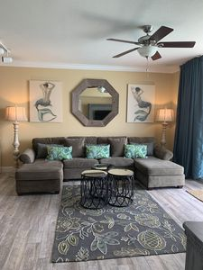 Photo for Beautiful Condo On The Gulf   FREE BEACH CHAIRS