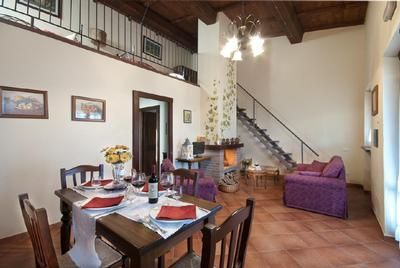 Photo for Holiday apartment Gualdo Cattaneo for 2 - 6 persons with 2 bedrooms - Farmhouse