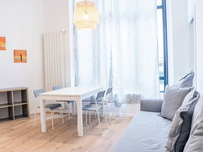 Photo for Beautiful Buenos Aires apartment in Città Studi with WiFi & air conditioning.