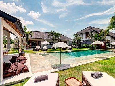 Photo for Bali Luxury 5 Bed Pool Villa @Kuta