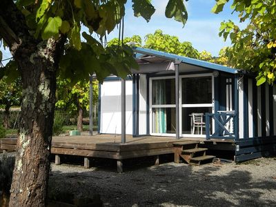 Photo for Camping Les Catalpas *** - Chalet 2 Rooms 5 Persons
