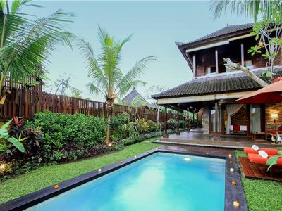 Photo for Candy Ubud Villa with Romantic Private Pool