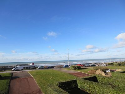 Photo for Apartment F2 sea view, residence President, for 4 people, LE TOUQUET
