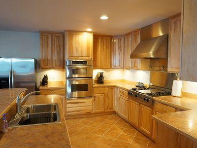 Photo for Perfect location. Spacious.Amazing Alyeska Mt. views.Incredible kitchen.New beds