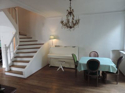 Photo for beautiful old house of 110 square meters at the door of Paris