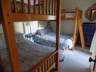 Another view of Penthouse bunk bed room