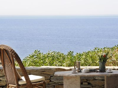 Photo for Thalassa Appart. on the sea, vacation on your own beach, at a good price!