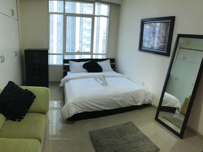 Photo for Large Room For rent in Dubai Marina For one Girl