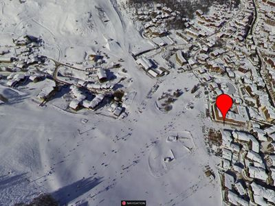 Photo for Exceptional location. Apartment/ flat - Val d''Isère
