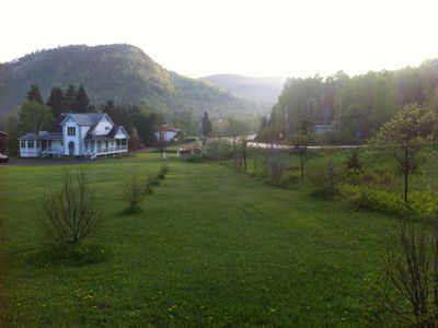 Photo for Fjord Saguenay View : Rustic House of the Fjord : #CITQ 135435