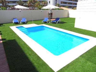 Photo for FABULOUS DUPLEX C9 WITH PRIVATE POOL AND CAR INCLUDED !!!