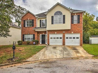 Photo for NEW! Private Stone Mountain Home - Walk Everywhere