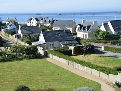 Photo for Apartment on the seafront between the bays of Morlaix and Lannion
