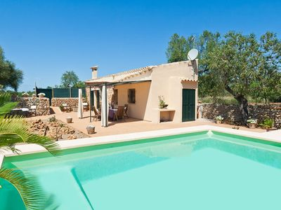 Photo for Finca Can Alba - Finca Idyll, private pool, wifi