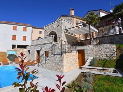 Photo for Villa Beram with Pool located in the charming countryside of central Istria