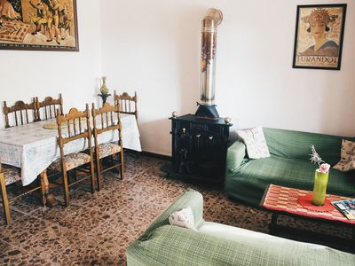 Photo for Cosy flat 5 min from the beach and the charming lake of Torre del Lago, Tuscany