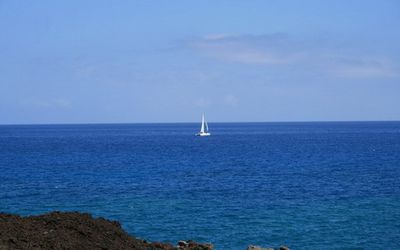 watch the sailboats & follicking whales all from the privacy of your lanai