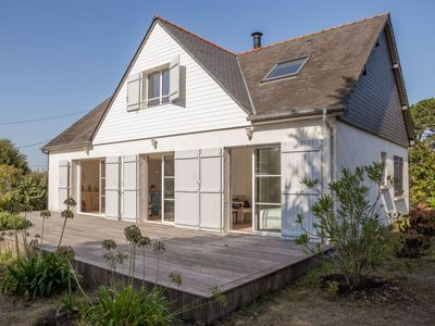 Photo for Vacation home Les Pins du Rohu  in Quiberon, Brittany - Southern - 8 persons, 5 bedrooms