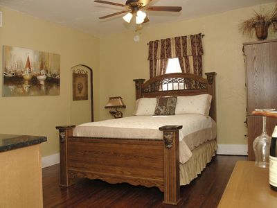 Photo for Charming Historic Apartment located in Downtown Saint Augustine. Park and walk