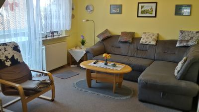 Photo for Peaceful well furnished apartment near the North Sea spa Büsum