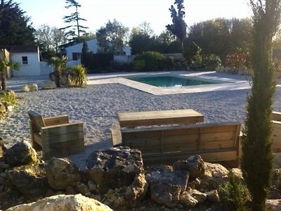 Photo for Villa with pool located between La Côtinère and St Pierre d'Oléron