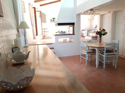 Photo for Duplex in the heart of the old antibes